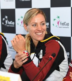 fed cup Angie Kerber