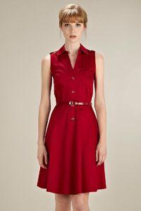 great shirtwaist dress