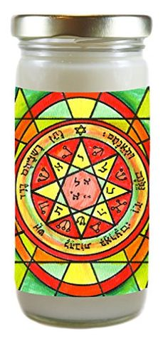 King Solomons Seal 7th Pentacle of Mars to Daze & Disorient Rivals 8 Ounce Scented Soy Meditation Prayer Candle Artisan Courtyard http://www.amazon.com/dp/B010MTQDKY/ref=cm_sw_r_pi_dp_Ah4Kvb0E29Q1R