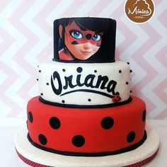 what st louis bakers can make miraculous ladybug cake Ladybug Cakes, Ladybug Party, Cupcakes, Cupcake Cookies, Cumpleaños Lady Bug, Birthday Party Decorations, Birthday Parties, Frozen, Fondant
