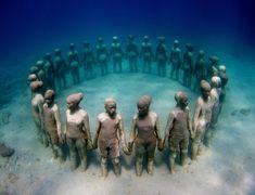 15 das esculturas mais impressionantes do mundo