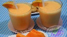 Melon Yogurt Smoothie Recipe | Filipino Dessert Recipes by PingDesserts.com