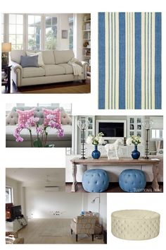 Searching for a Hamptons Sofa - DIY Decorator