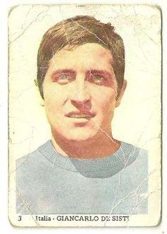 Giancarlo De Sisti - Italy