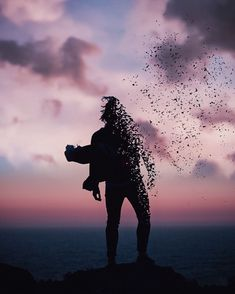 Do you ever think about who we used to be ? How wegot here and what made use ? image by James. Profile Picture Images, Best Profile Pictures, Cool Pictures, Cool Photos, Alone Photography, Creative Photography, Night Sky Photos, Phoenix Images, Boys Wallpaper