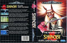 The Revenge of the Shinobi (1989)