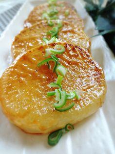 食べすぎOK!大根ステーキ*絶品オイマヨ|LIMIA (リミア)