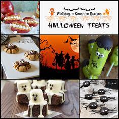 Halloween Treats / Walking on Sunshine Recipes