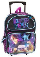 Justin Bieber Backpack Student Schoolbag Handbag Bookbag Travelbag Daypack