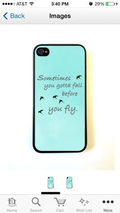 I ordered this life quote case from amazon last night (: sleeping with sirens who are you now quote