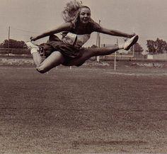 Herkie! Vintage Cheerleading