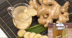 Ginger Water: The Healthiest Drink To Burn All The Fat From The Waist, Back and Thighs – Herbal Medicine Book Ginger Water Benefits, Lose Weight Naturally, Healthy Drinks, Natural Solutions, Healthy Life, Cravings, Food And Drink, Health Fitness, Cooking