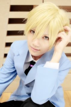 Best Suou Tamaki cosplay I have ever seen -Ouran High School Host Club