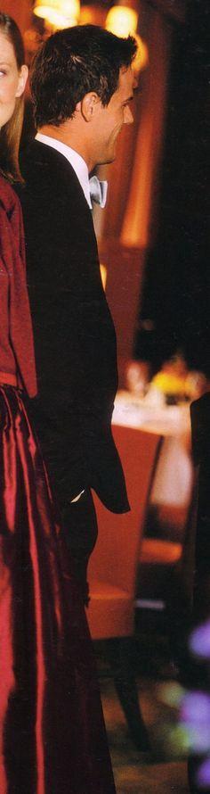 Brett Hollands for Brooks Brothers (Fall 1999) #BrettHollands #malemodel #malesupermodel #model #supermodel #Canadian #BrooksBrothers #BrooksBros #Wilhelmina #WilhelminaModel #FordModels #FordModels_Chi #NextModels #HeffnerMGMT
