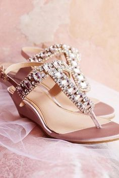 Wedge Wedding Shoes To Walk On Cloud ❤︎ Wedding planning ideas & inspiration. Wedding dresses, decor, and lots more. Converse Wedding Shoes, Sparkly Wedding Shoes, Wedge Wedding Shoes, Bridal Wedding Shoes, Bridal Heels, Wedge Shoes, Wedding Dresses, Sparkly Shoes, Bridal Shoes Wedges
