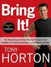 Tony Horton another Powerhouse in the Fitness World... Enjoy : )))