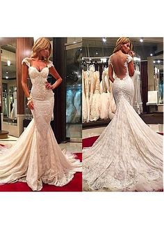 Jiyeh marina wedding dress