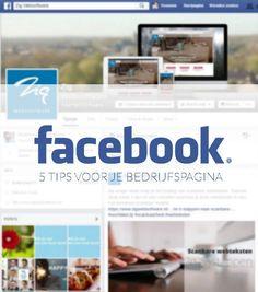 Met deze praktische tips kun je in een half uurtje jouw bedrijfspagina op Facebook flink verbeteren! #wwWakeUp