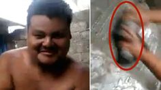 Punish Mexican that mistreats puppy for fun! Act Now! | YouSignAnimals.org