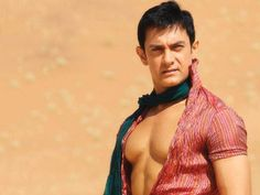 Aamir Khan - A Hottest Bollywood Actor
