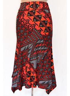 Jule Skirt Print Size Medium Print: 990 or 944