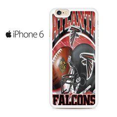 Atlanta Falcons Logo Helmet Iphone 6 Iphone 6S Case