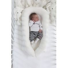 Julklapp kanske? Baby nest. Extra sleeping place for the baby, either in your own bed or when travelling, etc.