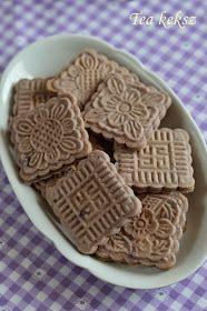 """A blogkóstoló utóbbi jó néhány fordulójából idő hiányában kimaradtam, pedig nagyon szeretem ezt a """"játékot"""". Most viszont jelentkeztem a Má... Waffles, Biscuits, Pie, Cookies, Breakfast, Desserts, Macaron, Food, Crack Crackers"""