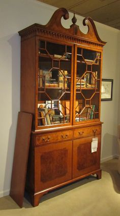Beautiful Beacon Hill Bookcase On Now At Delaware Furniture Exchange Consignment