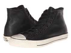 Converse by John Varvatos Chuck Taylor All Star Hi - Woven Leather John Varvatos, Chuck Taylors, Converse Chuck Taylor, All Star, High Top Sneakers, Footwear, Free Shipping, Leather, Shoes