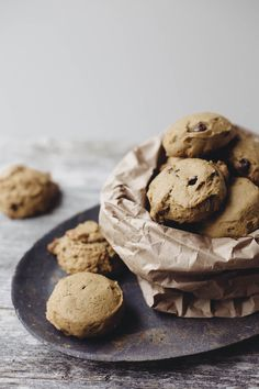 Recette Oatbox de biscuits végétaliens à la citrouille et aux épices