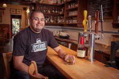 Deron Engbers, chef at Oyster Boy