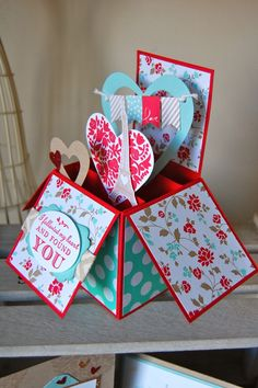 UK Independent Stampin' Up! Demonstrator - SHOP ONLINE: Valentine Technique class