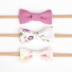 Iris Bow Set - Billy Bibs - 1