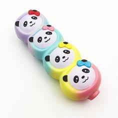 SquishyFun Kawaii Squishies - Panda Dango