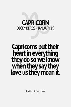 sayings about capricorn - Google Search