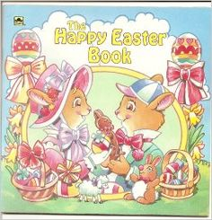 the happy Easter book by Josie Jones