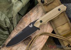 Benchmade Knives: 140BKSN - Nimravus