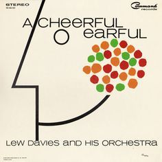 Lew Davies and his Orchestra • A Cheerful Earful