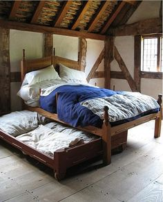 trundle bed                                  ****