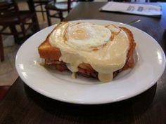 Croque Madame at Bull Street Gourmet & Market  120 King Street, Charleston, SC   www.eatkingstreet.com