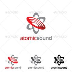 Atomic Sound  #GraphicRiver         This logo template is suitable for anything related to music and audio, like recording studios, sound engineers or audio editing apps. Strong, energetic and clean design.   Please don't hesitate to contact me if you need additional work.     Created: 20June13 GraphicsFilesIncluded: VectorEPS #AIIllustrator Layered: Yes MinimumAdobeCSVersion: CS Resolution: Resizable Tags: atoms #audio #clean #energy #modern #music #recording #science #sound #technology…