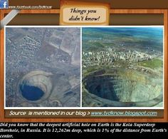 Kola Superdeep Borehole, in Russia | travel | Pinterest | Russia