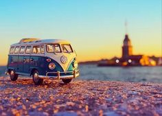 Edited with ✨DeluxeFX✨ app --- photo by dear check his awesome feed ou Miniature Photography, Cute Photography, Creative Photography, Landscape Photography, Travel Photography, Volkswagen, Vw Bus, Wolkswagen Van, Bentley Auto