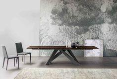 Rechteckiger Tisch BIG TABLE - Bonaldo