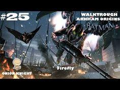 Batman Arkham Origins - Gameplay ITA HD - Part#25 Bossfight Firefly
