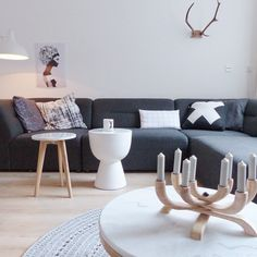 Klein Huis Grote Wensen: 2015 Livingroom woonkamer zuiver