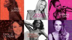 """Paula Oliveira, Maria Borges, Sharam e mais top´s vão trazer o """"Brilho dos Diamantes"""" no Angola Fashion Week http://angorussia.com/?p=20129"""