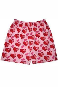Mens Magic Boxer Shorts In Heart Pattern £7.95