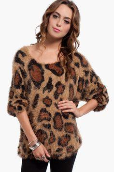 Mink Pink Leopard Blouse 5